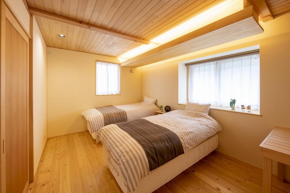 1階主寝室