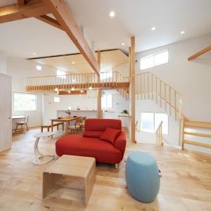 狭小地・変形地を有効活用!土地を活かす「知恵」がつめ込まれた『真・呼吸の家』福新町モデルハウス