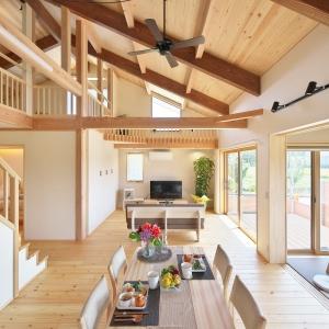 木造のプロがたどり着いた住まいの理想形『木のひらや』