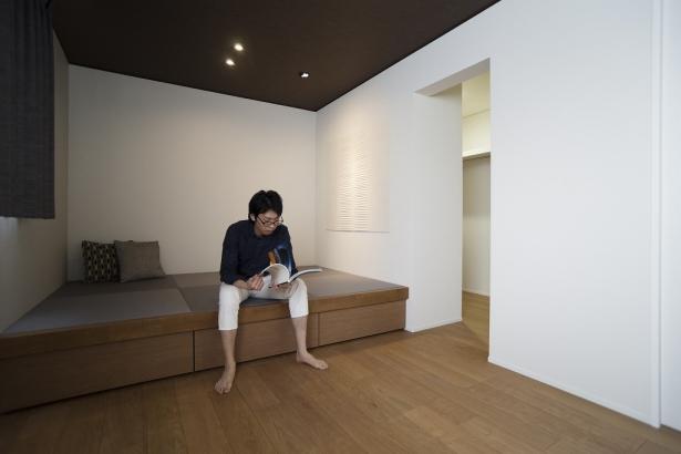 寝室・畳コーナー
